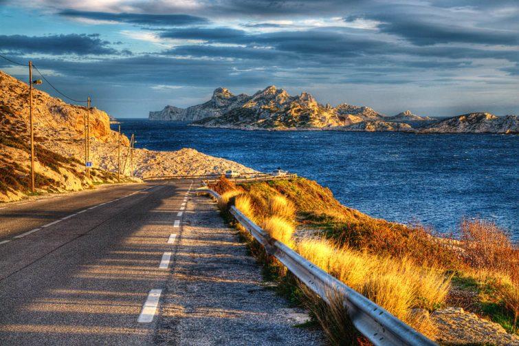 Île du Riou, Marseille