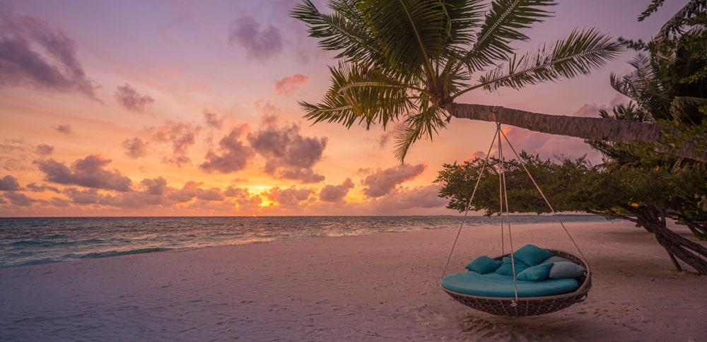 La plage à Bali