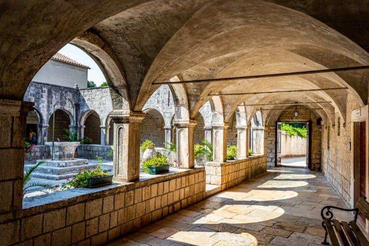 Monastère de Kosljun