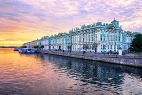 le musée de l'Ermitage