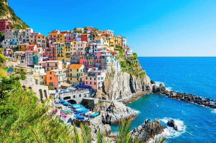 Les Cinque Terre, le lieu à ne surtout pas oublier de visiter en Ligurie