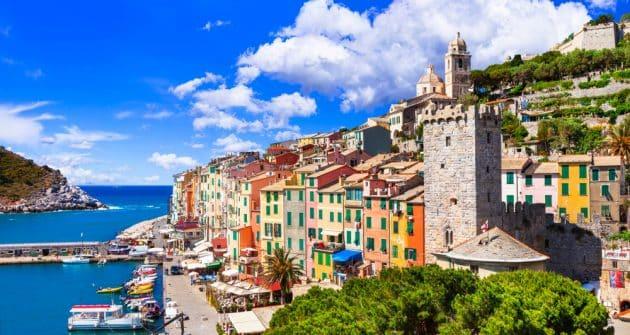 Les 8 choses incontournables à faire en Ligurie