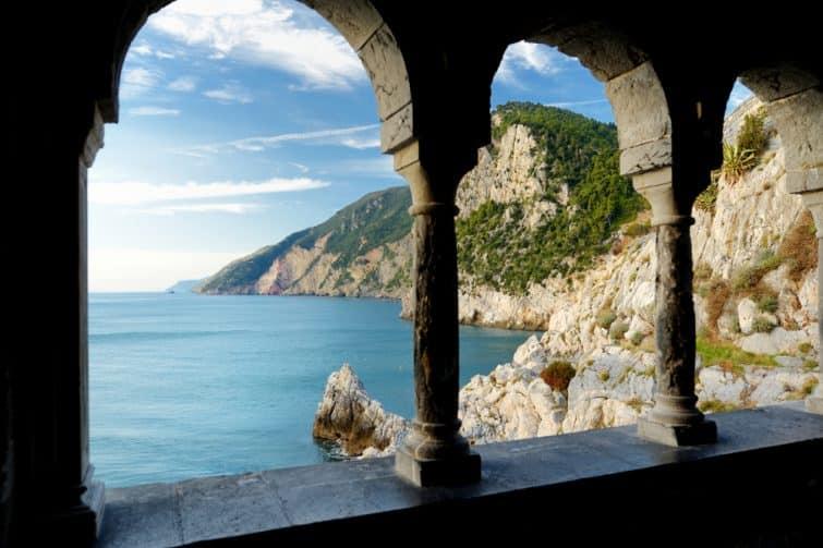 Porto Venere, autre lieu à faire en Ligurie