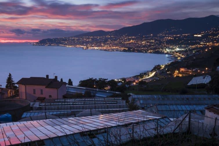 Sanremo, une des villes à visiter en Ligurie