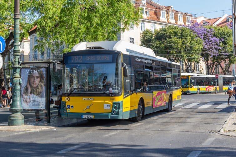 lisbonne bus