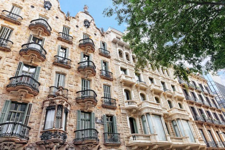 Logements à Barcelone