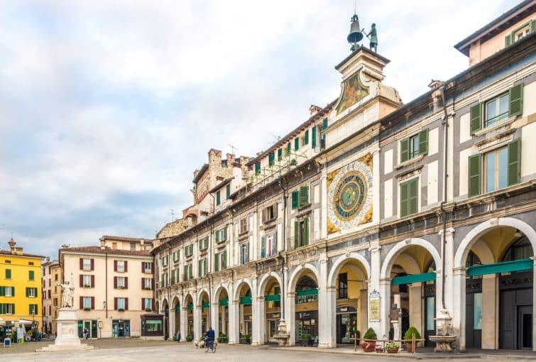 La Loggia, édifice de Brescia