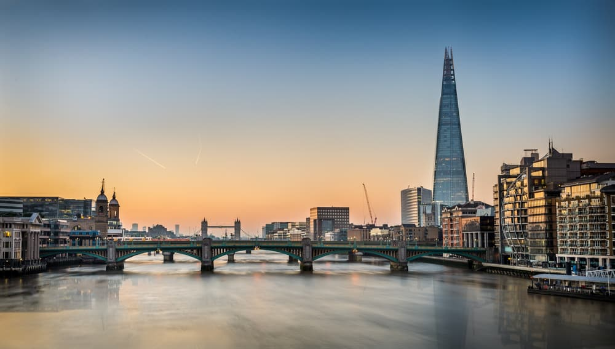 Panorama du London Bridge