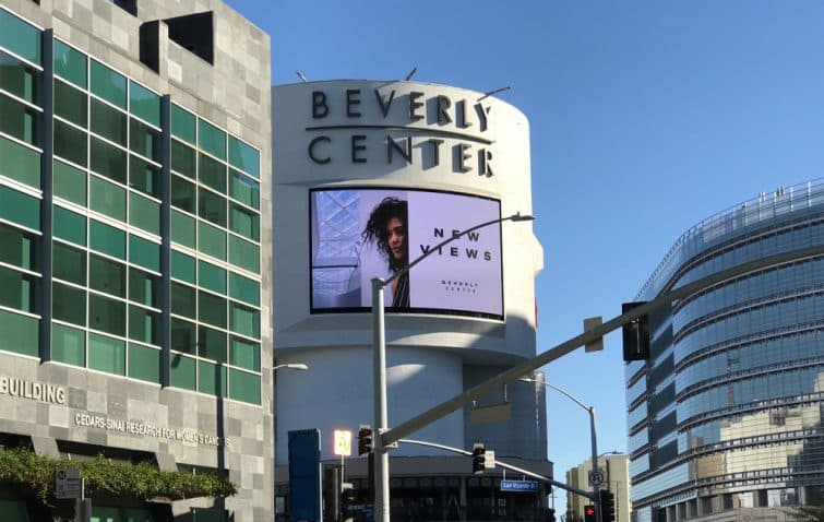 Le Berverly Center