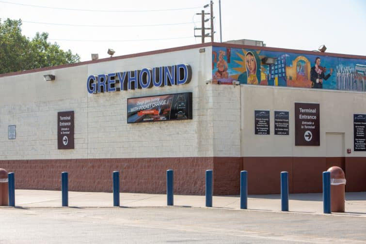 Greyhound Station