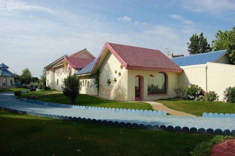 Maison pour enfant au parc Lugar Dos Afetos, Portugal