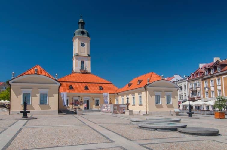 mairie bialystok