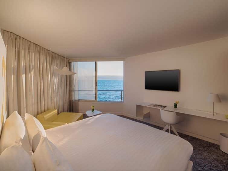 Le nhow, boutique-hôtel avec vue sur la mer