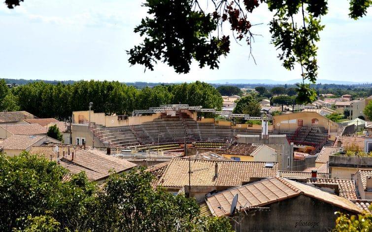 Panorama de Mauguio