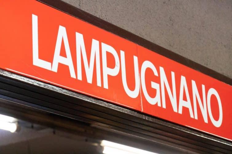 Stazione Lampugnano