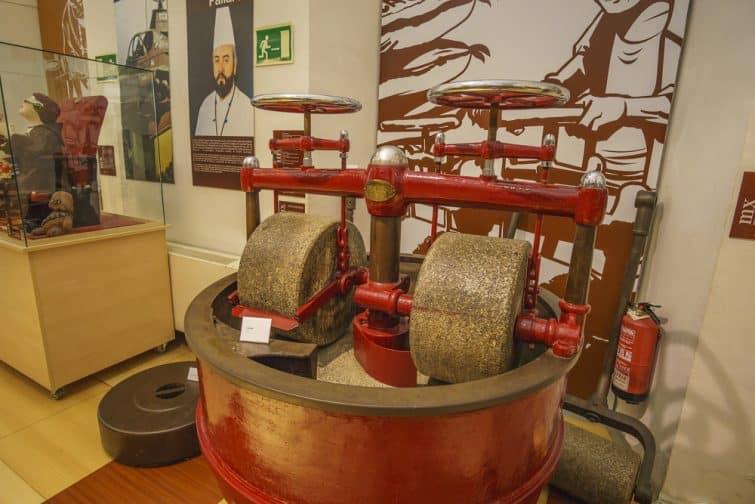 musée choco barcelone