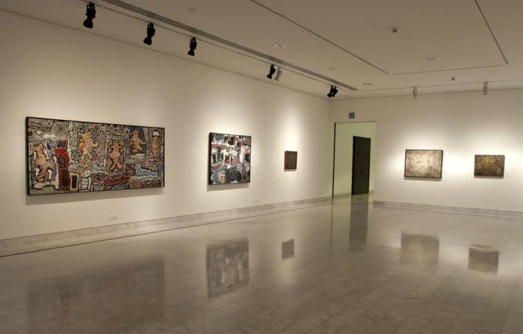 Exposition au musée Picasso