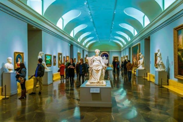 15 musées incontournables à visiter à Madrid