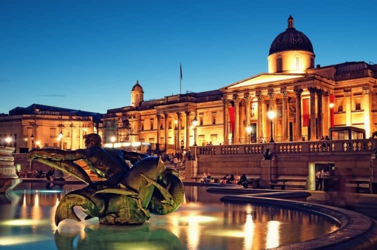 La National Gallery, London