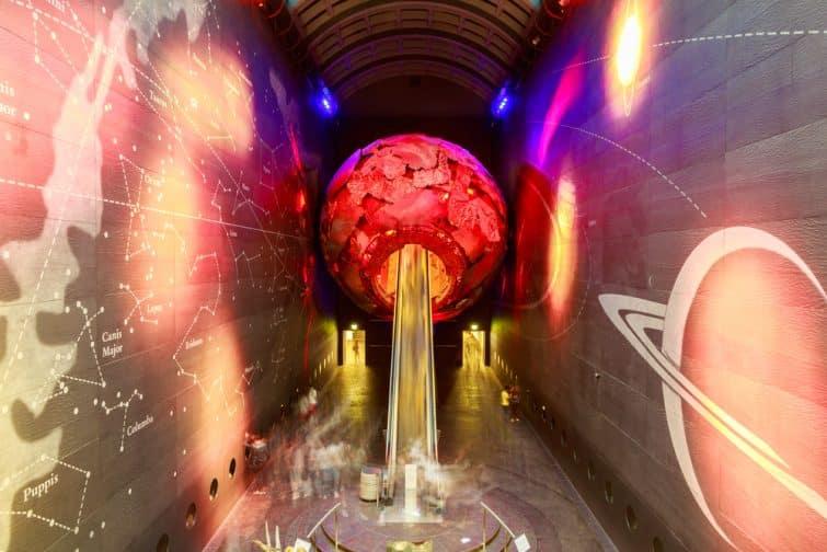 Le Musée des Sciences de Londres