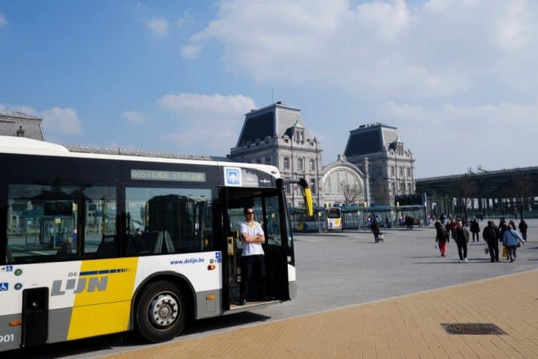 Bus d'Ostende