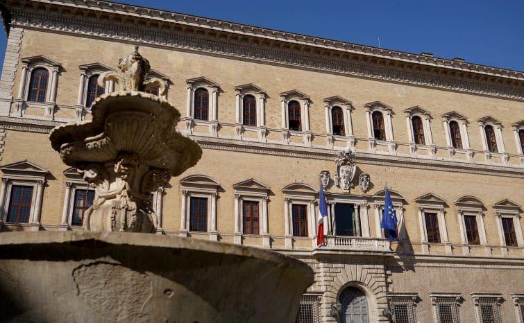 Le Palazzo Farnese