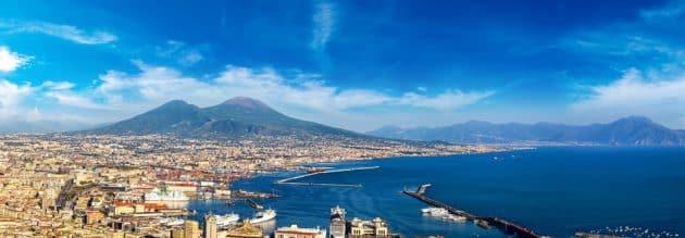 Les 7 meilleurs rooftops où boire un verre à Naples