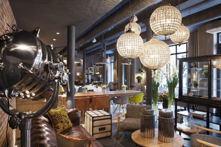 Le Fabric, l'un des boutique-hôtels de Paris les plus insolites
