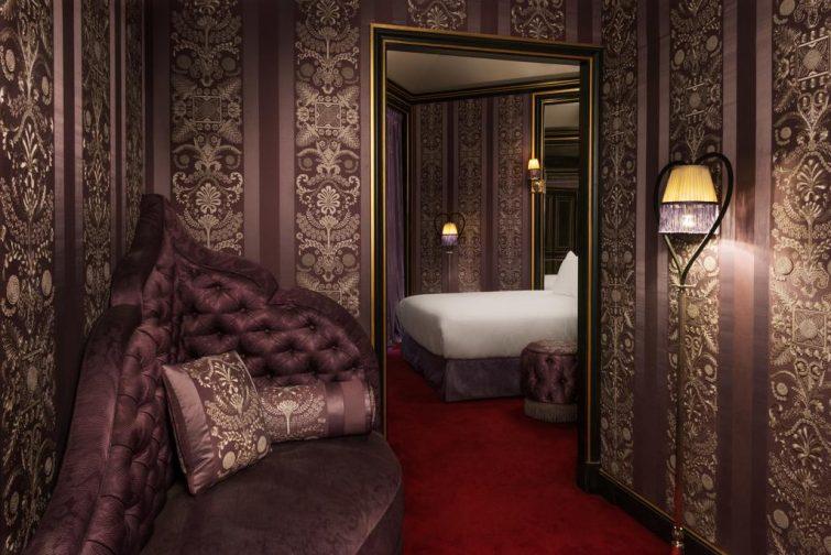La Maison Souquet, l'un des plus majestueux boutique-hôtels de Paris