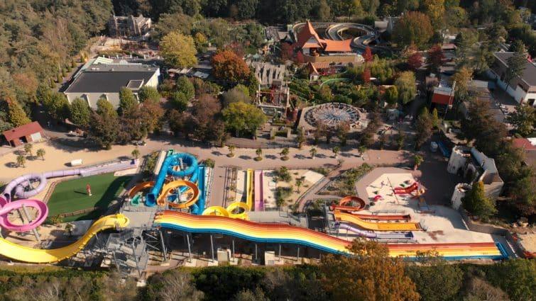 Hellendoorn, l'un des meilleurs parcs d'attraction des Pays-Bas