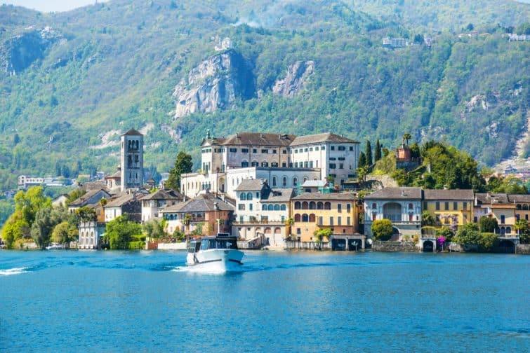 Orta San Giulio, Province de Novara