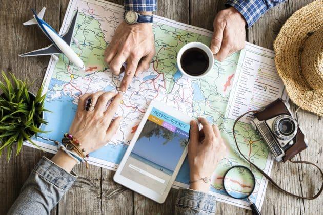 Planifier un voyage