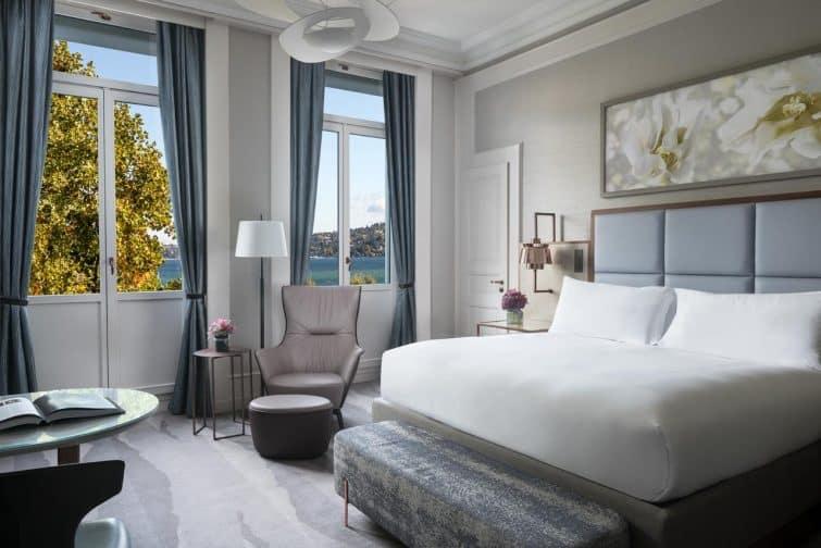 Chambre au The Ritz-Carlton Hotel de la Paix, Genève