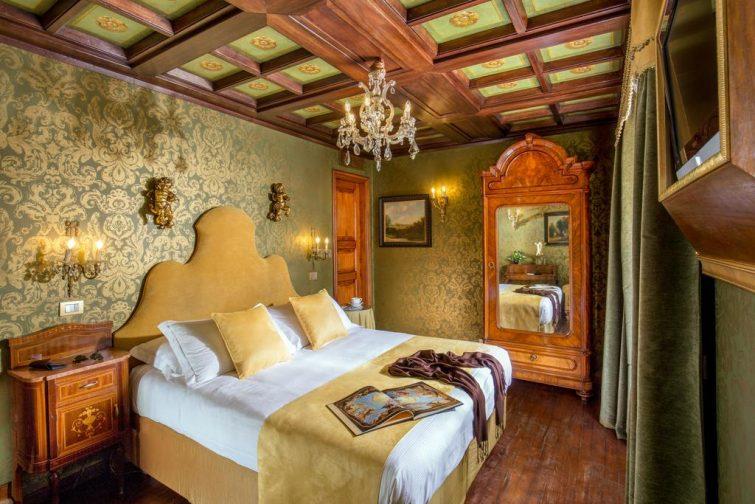 La splendide chambre du Campo de Fiori