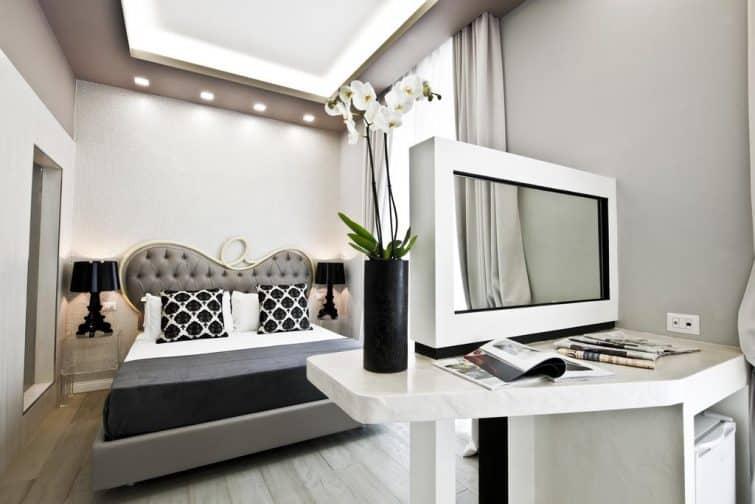 Chambre design du Corso Boutique