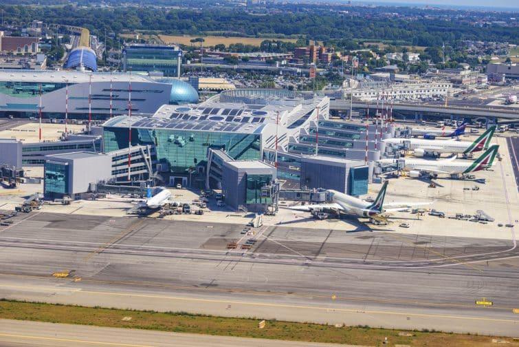 Aéroport de Rome Fiumicino
