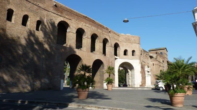 La Porta Pinciana