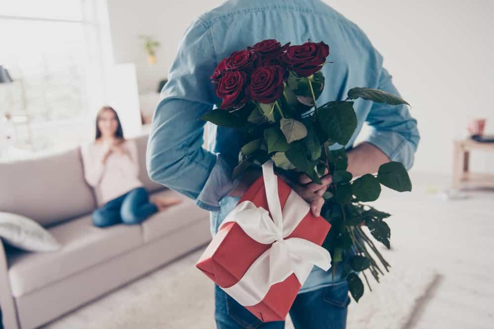 Offrande pour la Saint Valentin