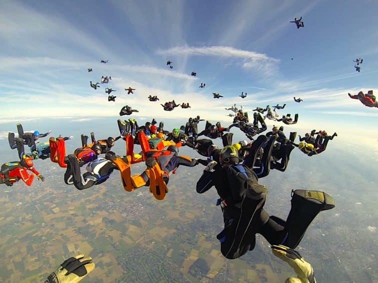Saut en parachute à Bouloc