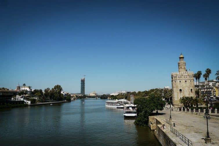 Au bord du Guadalquivir