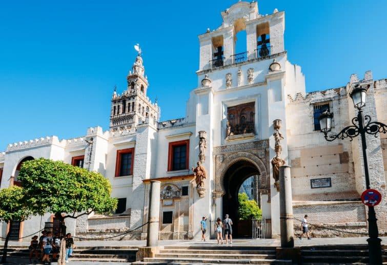 La Porte du Pardon, lieu privilégié pour une visite guidée de Séville