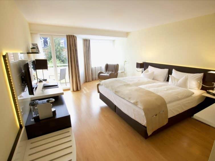 Le Spalentor Basel Hotel ****