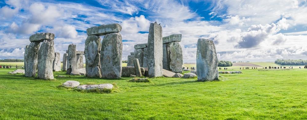 Ruines de Stonehenge