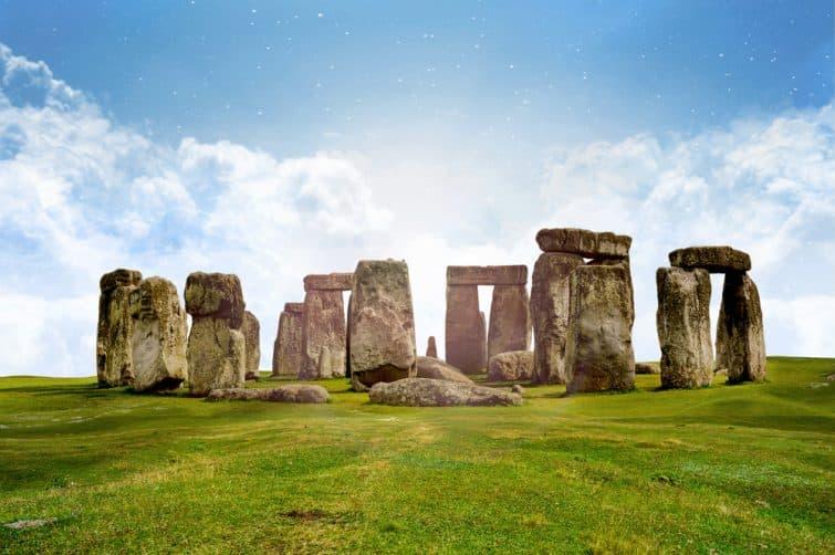 Excursions Londres : Stonehenge