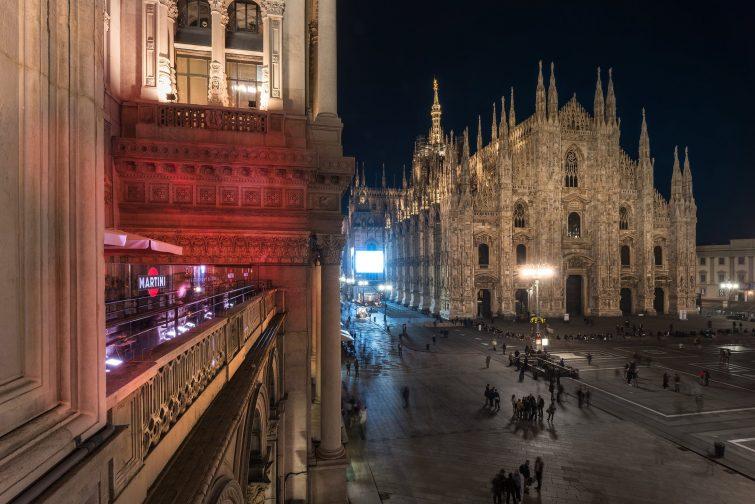 Rooftop du Terrazza Duomo 21, Milan