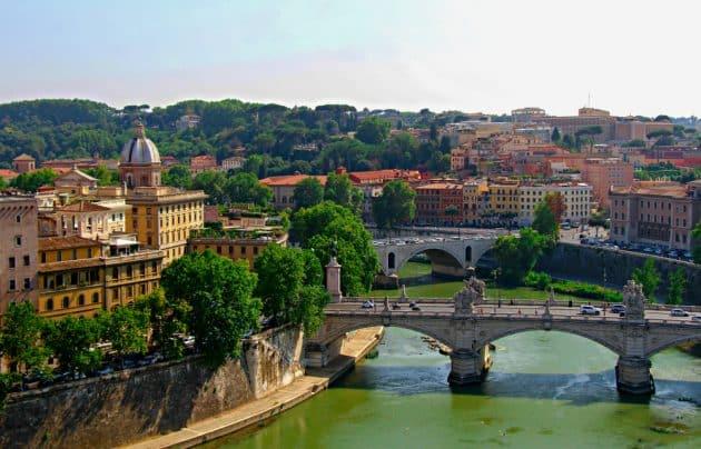 Guide du quartier de Trastevere à Rome