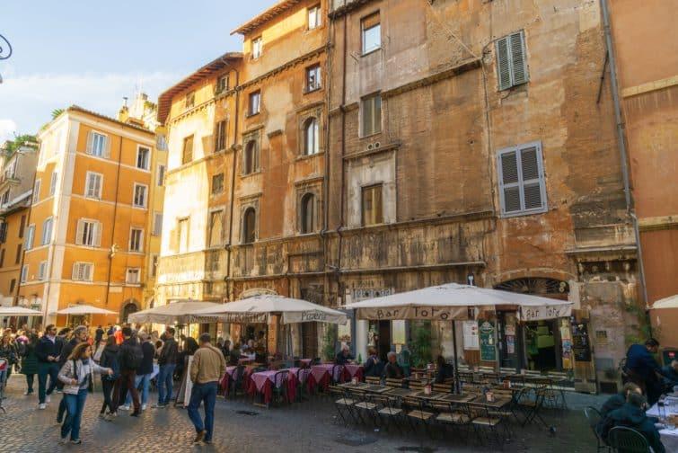 Visiter Trastevere et son ghetto juif