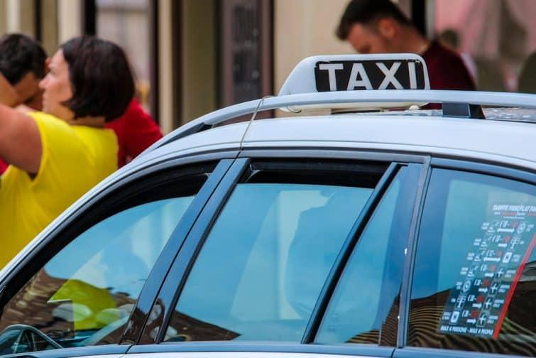 Taxi de Vérone