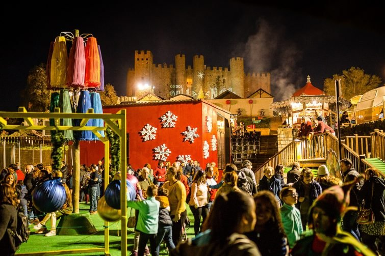 Parc d'attraction Vila Natal, Portugal