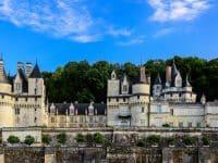 Château d'Ussé ou château de la Belle au Bois Dormant